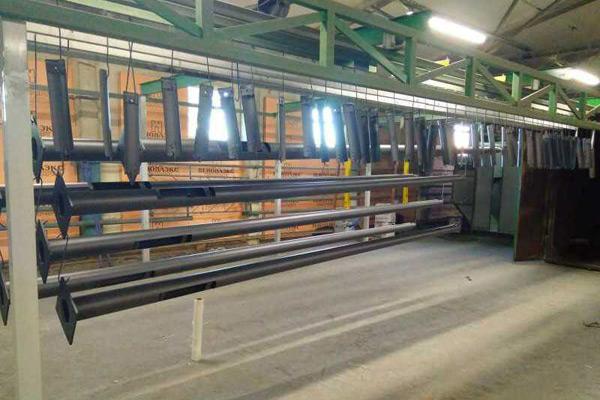 Порошковая покраска металла | ТПК «СЭТ» | Торгово-промышленная компания «Современные энергоэффективные технологии»