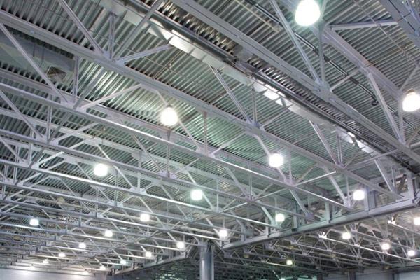 Промышленное освещение - заказать в Москве от производителя Svetilniki-Opory