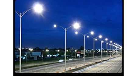 Наружное освещение - заказать в Москве от производителя Svetilniki-Opory