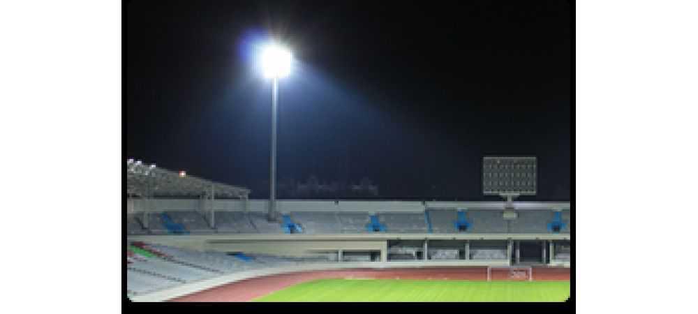Спортивное освещение - заказать в Москве от производителя Svetilniki-Opory
