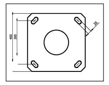 Светодиодный светильник Амаранте 1